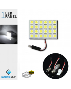 Universal Fit 24-SMD LED Panel
