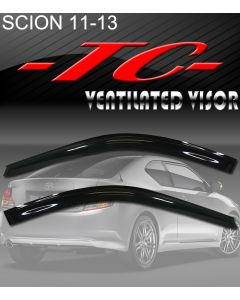2011-2014 Scion tC Vent Visors