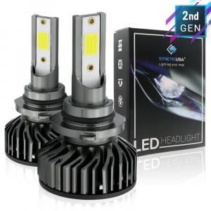 9006 HB4 COB LED White 100W Headlight Light Bulb Conversion Kit Low Beam 5000lm