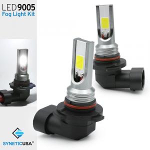 All-in-One 9005 (H10 9145 9140) High Power COB LED Fog Light Driving Lamp Bulbs