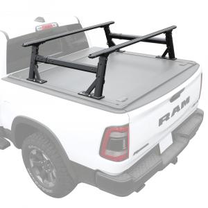 Truck Bed Ladder Rack Heavy Duty Paint Black
