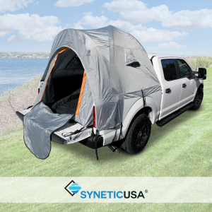 Full Size Pickup 6.5ft Long Bed Box Compact Truck Tent Camping Outdoor