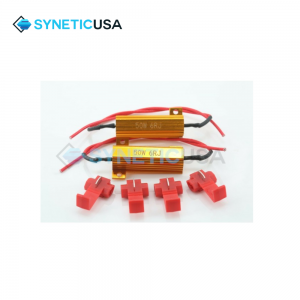 6ohm 50W LED Load Resistor
