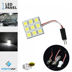 Universal Fit 9-SMD LED Panel
